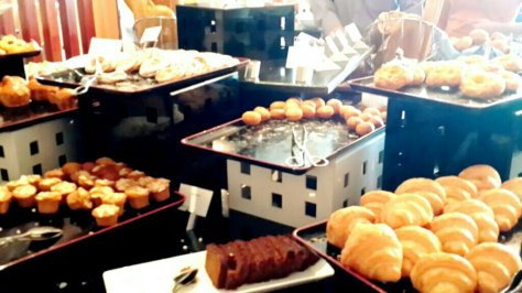 Muffins, Assorted Bread @ Radisson Blu Beach Resort