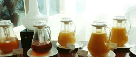 Fresh Juices @ Radisson Blu Beach Resort