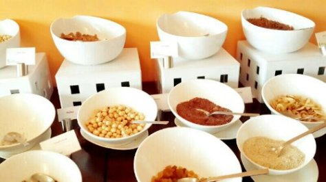 Cereals @ Radisson Blu Beach Resort